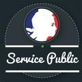 bouton service public