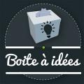 bouton boite à idées